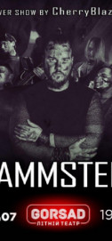 RAMMSTEIN cover show by Cherry Blazer