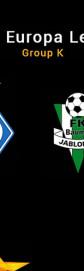 Трансляція матчу Ліги Європи «Яблонець» - «Динамо»