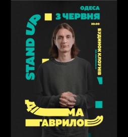 Дима Гаврилов. Stand up